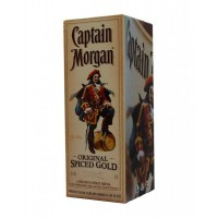 Ром Капитан Морган (Captain Morgan) 2л