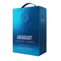 Водка Абсолют Синий (Absolut Blue) 3л