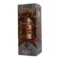 Виски Чивас Ригал (Chivas Regal) 2л